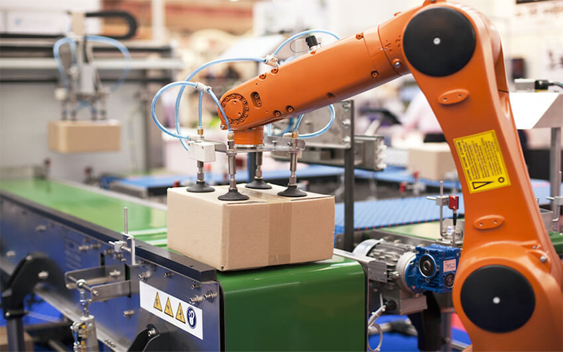 Warehouse Automation as a Strategic Catalyst