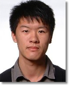 New York University graduate student Dejian Zeng