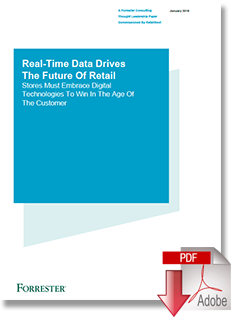 Download the Study: Real-Time Data Drives The Future Of Retail