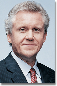 GE Chief Executive Officer Jeffrey Immelt