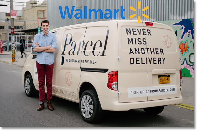 Jesse Kaplan, CEO and Founder of Parcel