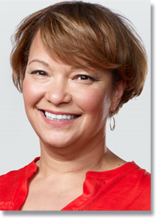 Lisa Jackson, Apple's vice president of environment, policy and social initiatives