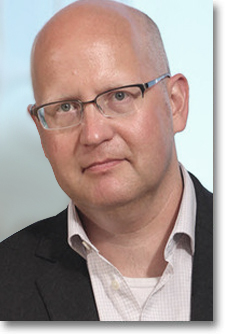 Markus Rosemann, the vice president who heads up SCE solutions at SAP