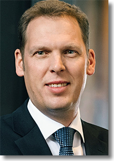 Markus Voss, Chief Information Officer & Chief Operating Officer, DHL Supply Chain