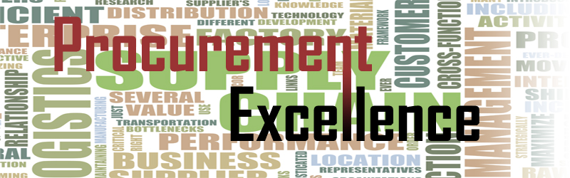 procurement excellence what it is and how to achieve it supply