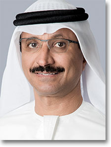 Sultan Ahmed Bin Sulayem, Chairman, DP World