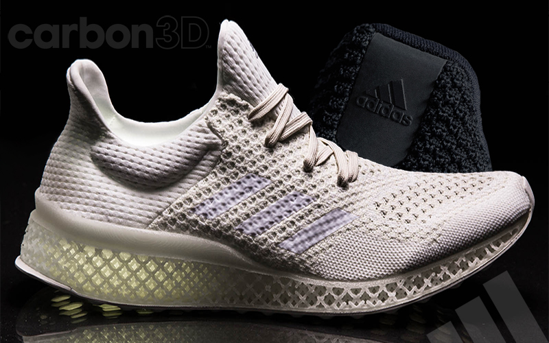 Through adidas's obsession with helping athletes make a difference, the brand unveils Futurecraft 4D, the world's first high performance footwear featuring