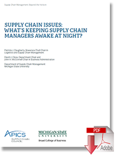 supply chain diagnostics complexity essay