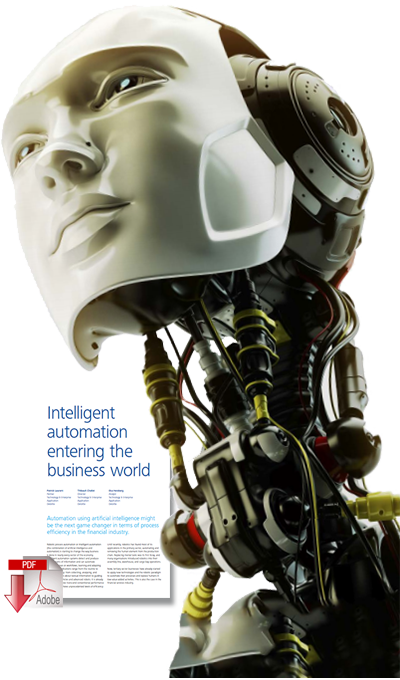 Download the Paper: Intelligent Automation Entering the Business World