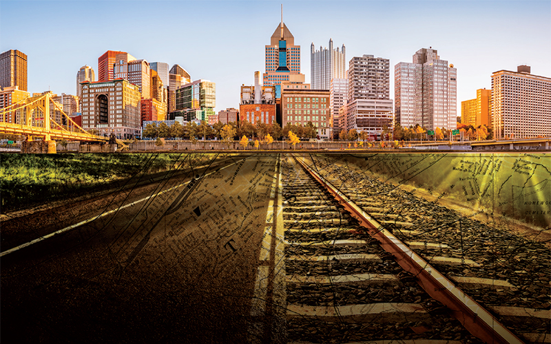 CSX's New Intermodal Rail Terminal Connects Pittsburgh, PA to Locations across North America
