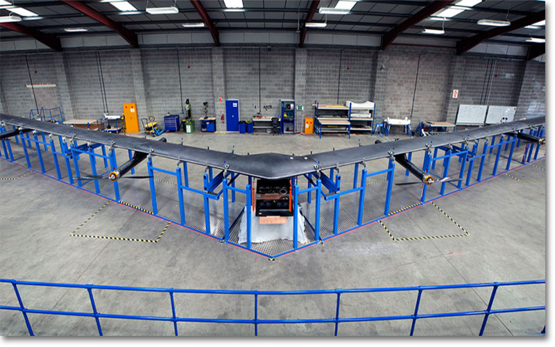 Facebook 'Aquila' Internet Drone Ready for Testing Later This Year