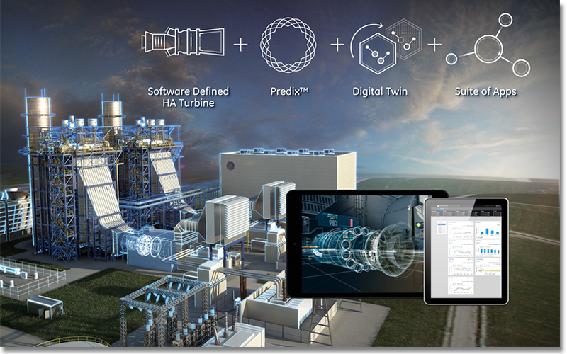 Predix will also allow utilities to write their own apps to monitor and control their plants even from a smartphone.
