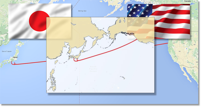 Google Funded Faster Internet Cable between US and Japan