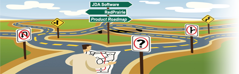 JDA Software Announces Integrated JDARedPrairie Product Roadmap – Road Map Software