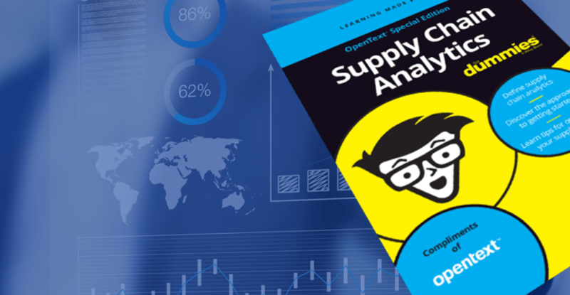 Using Supply Chain Analytics to Transform Business Operations