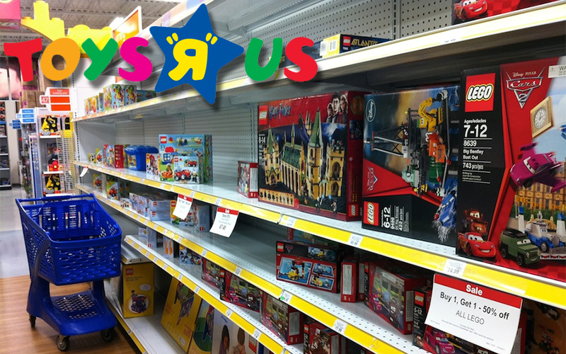 Food Toys R Us : How out of stock inventory is killing toys 'r 'us supply