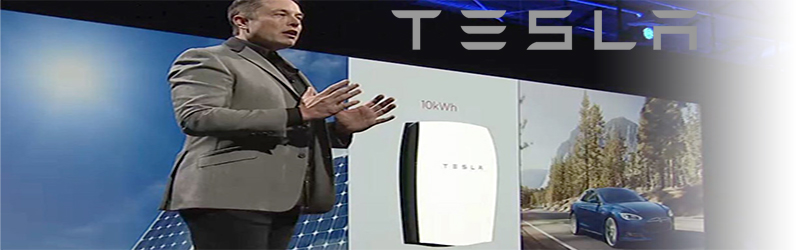 Tesla Expands From Electric Cars into Home, Business Batteries