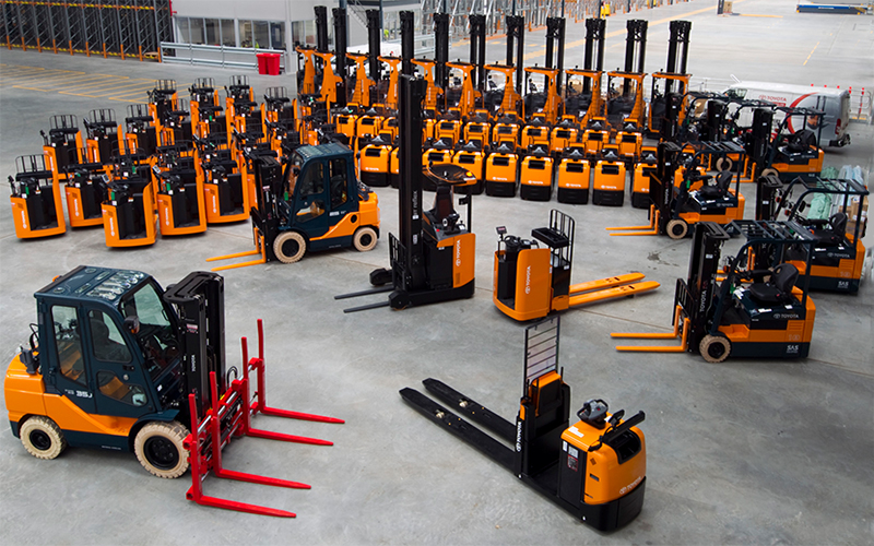 The Economic Impact Of The Industrial Lift Truck Supply Chain 24 7