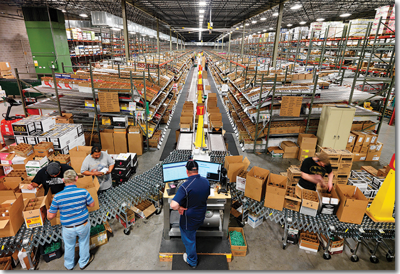 The Future Legacy Warehouse Management System Supply