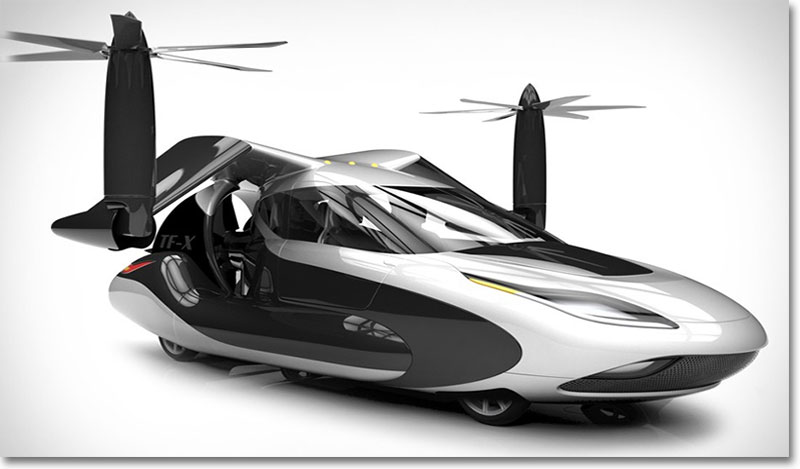 flying cars article