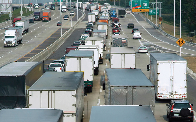 research paper trucking industry