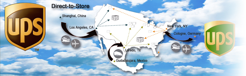 UPS Logistics a Masterpiece of Streamlined Supply Chain Management ...