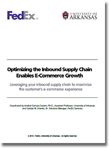 optimizing supply chain - research paper
