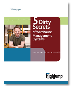 3pl rfp template - five dirty secrets of warehouse management systems