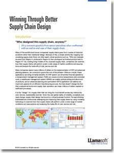 supply chain design paper ops571 Check out our top free essays on supply chain design paper ops 571 to help you write your own essay.