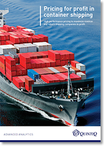 Pricing For Profit in the Container Shipping Industry | Supply Chain 24/7 Paper