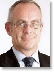 Dave Canavan, Chief Operating Officer of FedEx Express Europe