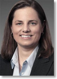 Sarah Rhoads, Vice President of Amazon Global Air