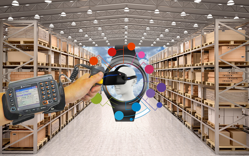 Wearable Technology in the Warehouse