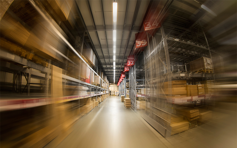 Are You Overlooking These 5 Warehouse Management System