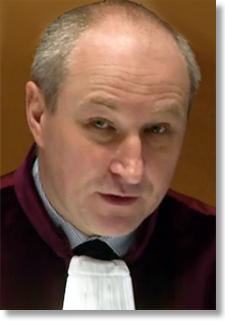 Advocate General Maciej Szpunar, of the EU Court of Justice