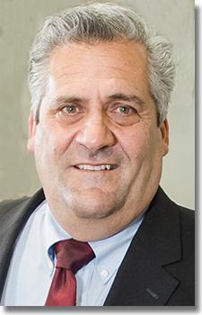 Brian Lindholm, EVP Industrial Projects, DHL Global Forwarding