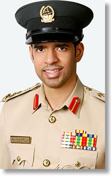 Brigadier Khaled Al Razooqi Director General, Smart Services Dubai Police