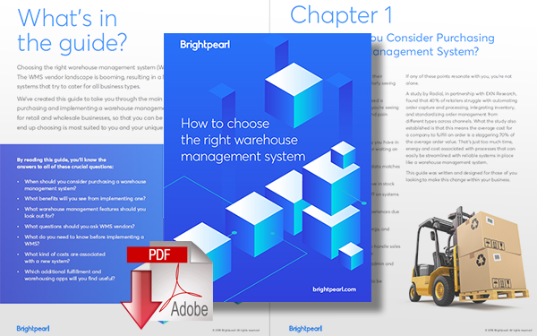 Download How to choose the right warehouse management system