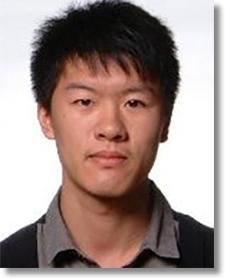 New York University graduate student Dejian Zeng