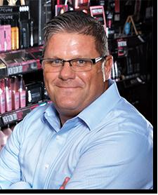 Eric Reddish, Director of Operations, SalonCentric