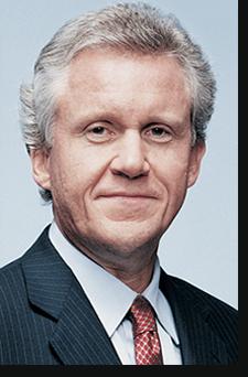 GE Chief Executive Officer Jeffrey Immelt