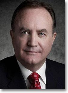 James Welch, CEO of YRC Worldwide