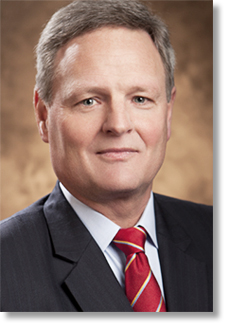 Jim Barber, President, UPS International