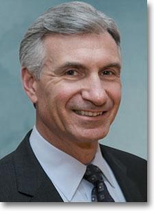 Joe Dagnese, president of Con-way Freight
