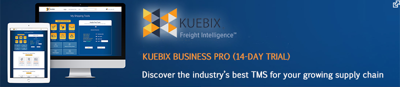 Kuebix Business Pro is available for a FREE 14-day trial