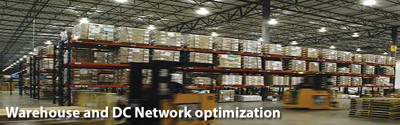 Creating Competitive Advantage With Warehouse And