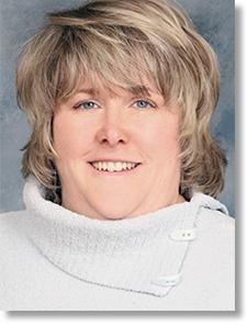 Lynn Dermott, senior vice president of products, DMLogic