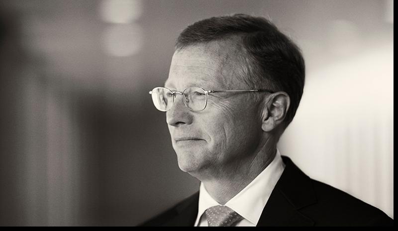 Maersk CEO Nils S. Andersen