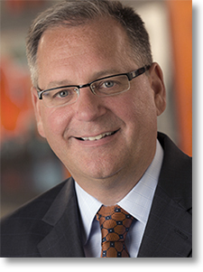 Mark Rourke, executive vice president and COO of Schneider National