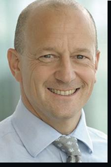 Markit Chairman and CEO Lance Uggla